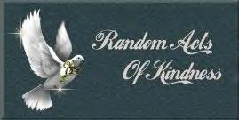 Random Acts Of Kindness Webring